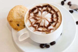 Ảnh hưởng của quán cà phê tới chi phí của những ly capuchino
