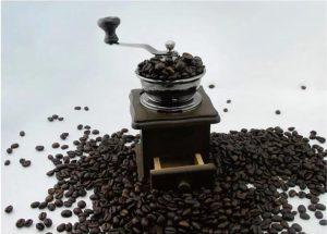 bí quyết xay cà phê hat