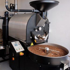 Công dụng vượt trội của máy rang xay cafe tự động