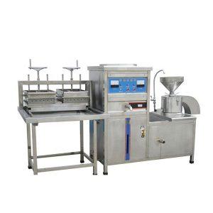 Dây truyền sản xuất máy ép đậu phụ