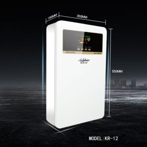Hệ thống sưởi ấm sàn nồi hơi điện trung tâm kết cấu sang trọng.