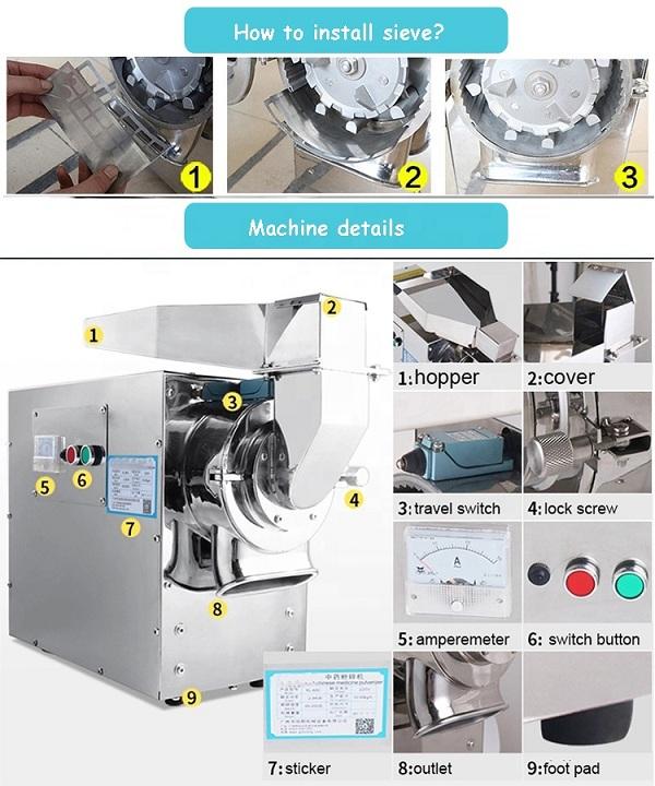 máy nghiền nguyên liệu khô (2)