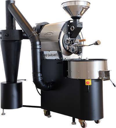 máy rang cà phê 5kg